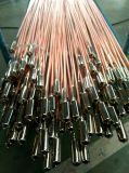 Coletor solar da tubulação de cobre pressurizado