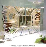 Совмещенное ванной комнатой зеркало зеркала декоративное