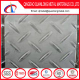 Folha decorativa de aço inoxidável em relevo Ss316L