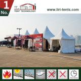 Tente portative de crête élevée de modèle de pagoda de tente pour l'événement sportif