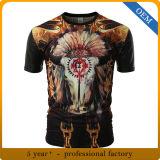 中国の工場カスタム人のプリントTシャツ