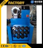 ISO de friso do Ce da máquina da melhor mangueira hidráulica funcional de Henghua P52f da qualidade