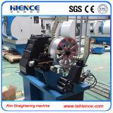 De hydraulische Machine die van de Reparatie van de Rand van het Wiel van de Legering Machine rechtmaken