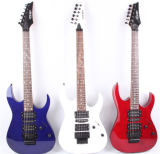 Guitare électrique de guitares d'instruments musicaux (FG-409)