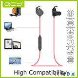 Moda auriculares estéreo inalámbricos Bluetooth con Deportes interruptor magnético