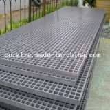 Reja moldeada FRP de la plataforma de la reja/GRP