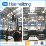 Metallbeweglicher Lager-Speicher-stapelnde Ladeplatten-Stahlzahnstange