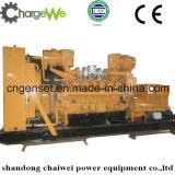 Gerador da biomassa da microplaqueta de madeira da gasificação da energia eléctrica