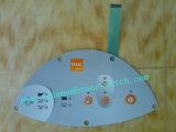 Interruptor de membrana con la Mitad-Piedra Printing-119