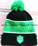 Les échantillons gratuitement plus de mélange de couleur ont tricoté le chapeau tricoté par Beanie