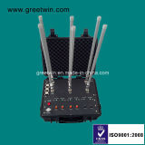 300W Mobile Phone Signal Jammer/RF JammerかBomb Jammer (GW-VIP JAM6)
