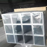 Tubo de aluminio de 6000 series con el genio F