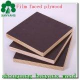 La película hizo frente a la madera contrachapada/a la madera contrachapada Shuttering de Plywood/Construction