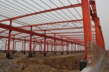 Steel chiaro Prefabricated Warehouse per l'Africa Market