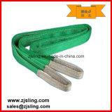 imbracatura 5t X 3m della tessitura del poliestere 5t (può essere personalizzato)