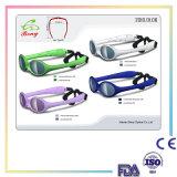 Lunettes de soleil de sport de certificat de GV de FDA de la CE pour des enfants
