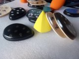 새로운 디자인 직업적인 장식용 메이크업 갯솜 실리콘 분첩
