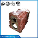 OEM Ductile Iron Farm Application / Pompe à Eau / Base / Speed ​​Train Parts For Sand Casting