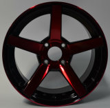 日産トヨタKIAヒュンダイの乗用車のための15インチのVossenの合金の車輪のアルミニウム縁