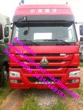 ユーロII 371 2台のベッドの馬とのHP 6X4のトラックのトラクターHOWO Sinotrukのブランド
