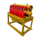 Débourbeur de boue de boue/débourbeur de gisement de pétrole/cône de Desander pour le gisement de pétrole et de gaz