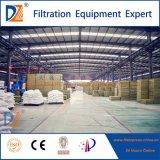Plaque de filtre à haute pression de certificat de la CE de Dazhang