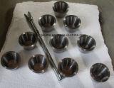 Crogiolo puro fuso & lucidato di fabbricazione del tungsteno da Luoyang Dingding