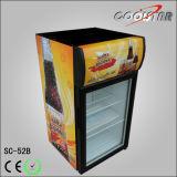 mini réfrigérateur simple de la porte 52L avec ETL/CE (SC52B)