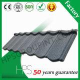 Tuile de toit en acier de matériau de toiture de couleurs