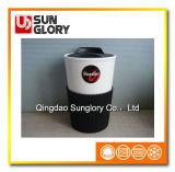 Caneca relativa à promoção da porcelana com caixa do silicone e tampa de Lkb039