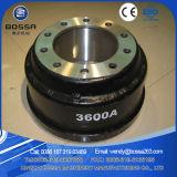 Peças de automóvel Gunite 3600A Brake Drum