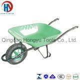 Wheelbarrow de aço da capacidade 200kg grande da venda Wb5009 quente