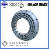 Подгонянный CNC подвергая алюминий механической обработке машинного оборудования CNC 6061 запасная часть