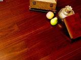 Plancher en bois machiné par parquet UV de bois dur de noix de Cocating d'huile
