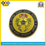 Moneta del ricordo dell'oro, moneta promozionale (HS-MC020)