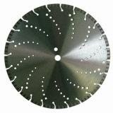콘크리트를 위한 고품질 다이아몬드 Laser 잎