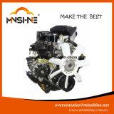 De Motor van Isuzu 4jb1