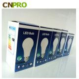 Lampadina 1320lm di luce del giorno 12W dell'indicatore luminoso di lampadina di A19 LED E27 B22