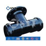 Encaixes Ductile do ferro para as tubulações do PVC