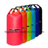 PVC 500d flottant le sac sec imperméable à l'eau extérieur de sac à dos