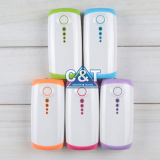 리튬 이온 5600 Portable 힘 은행 USB 배터리 충전기