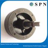 Magnete multipolare di plastica di ceramica duro di Ferritc per il motore di CC