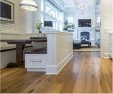 カシの堅木張りの床/寄木細工の床床の/Engineeredの木製のフロアーリング