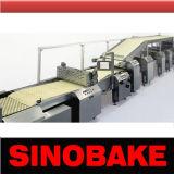 Linea di produzione del biscotto del cracker della macchina dell'alimento del biscotto