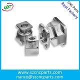 Maschinerie-Teile, Ersatzteile, Aluminiumteile, CNC-Drehbank-Teile für Telekommunikation