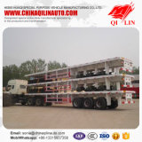 Prijs van de Aanhangwagen van de Fabriek van China 40FT Flatbed voor Verkoop