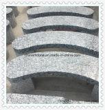 Banco di pietra del granito per la sosta o il giardino