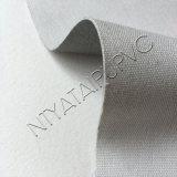 Cuir artificiel gravé en relief par PVC d'éponge pour la portée et le sofa