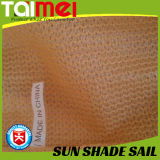 Vela 100% material da máscara de Sun do quadrado do quintal do HDPE do Virgin