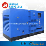 Supplier competitivo 100kw Silent Lovol Diesel Generator